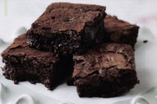 Classic fudge brownies