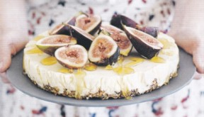 Honey and Fig Semifreddo