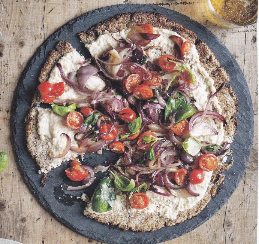 Margarita Cauli Pizza