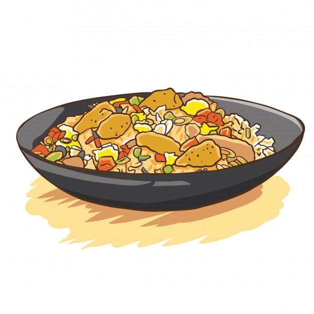 fried-rice-chicken-cartoon-vector_53734-13